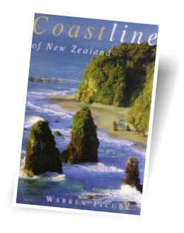 Coastlines of New Zealand - by Warren Jacobs (Author, Photographer), Jill Worrall (Author)