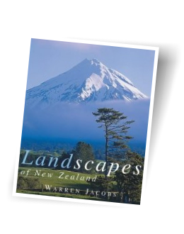 Landscapes Of New Zealand - by Warren Jacobs (Author, Photographer), Jill Worrall (Author)