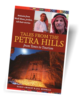 Tales From The Petra Hills - by Jill Worrall and Harbi Amarat