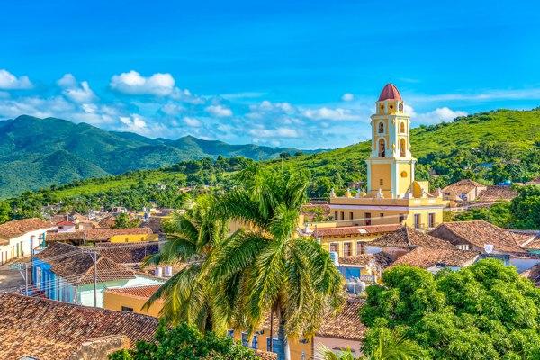 Cuba Trinidad - Saint Francis of Assisi Convent