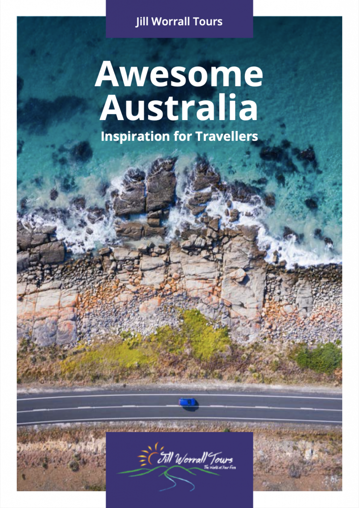 Awesome Australia eBook Cover